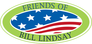 Bill Lindsay for Legislature logo
